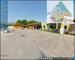 Virtual Tour Camping Due Laghi